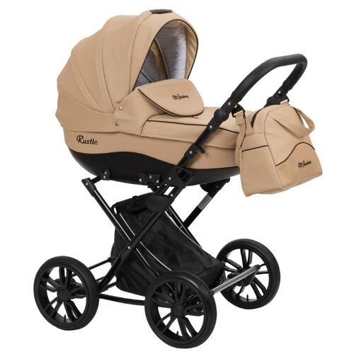 Купить Коляска для новорожденных Mr Sandman Rustle 09 бежевый, Коляски