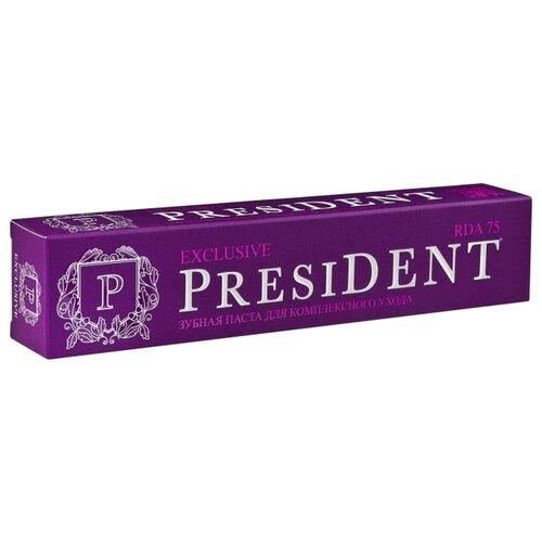 Купить Зубная паста PresiDENT Exclusive, 50 мл
