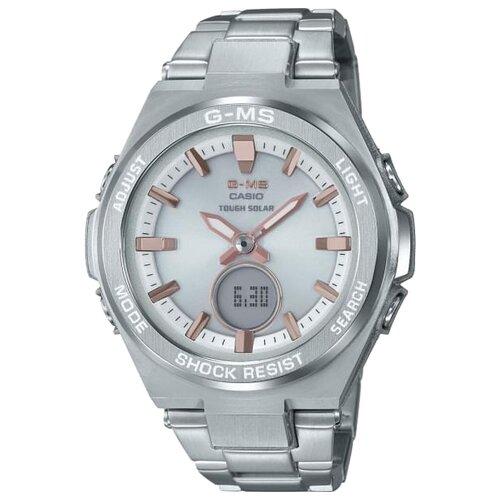 Наручные часы CASIO MSG-S200D-7A наручные часы casio msg s200g 5a