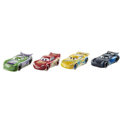 Набор машин Mattel Cars Fireball Beach Racers (FTX79) 1:55