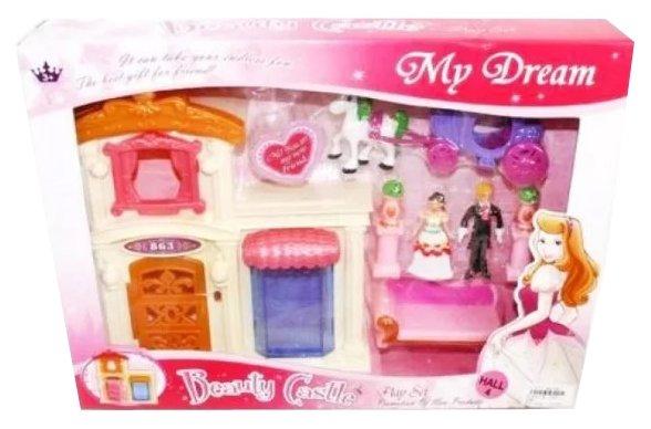 Shantou Gepai My dream/Beauty castle SG-2949