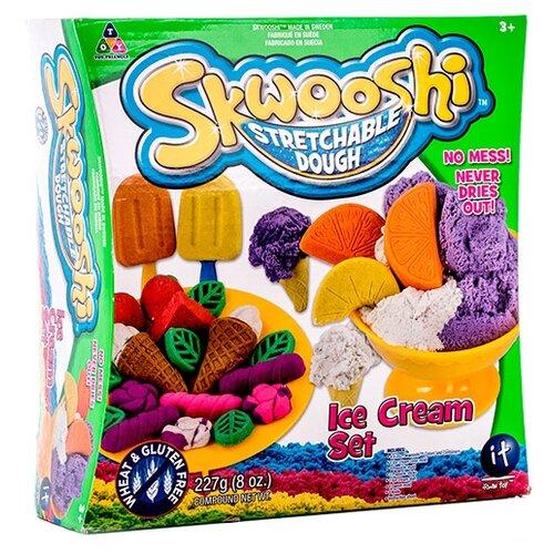 Купить Масса для лепки Skwooshi Вкусное мороженое (30024), Пластилин и масса для лепки