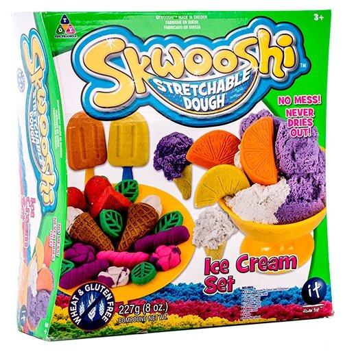Масса для лепки Skwooshi Вкусное мороженое (30024)