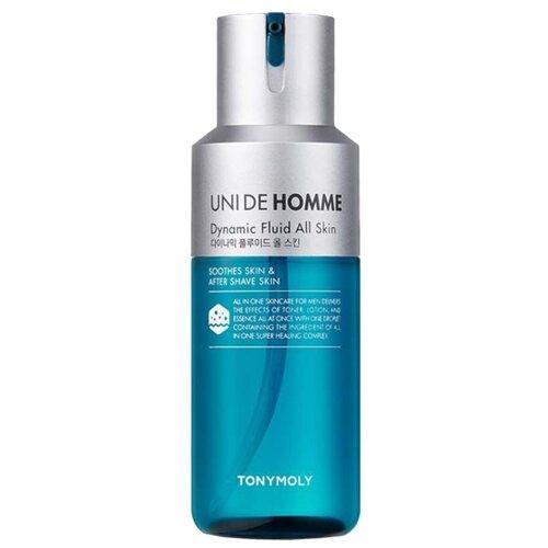 TONY MOLY Флюид для лица Uni De Homme Dynamic Fluid All SkinУход за лицом<br>