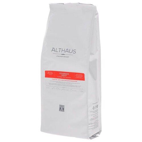 Чай фруктовый Althaus Guarana Heat, 250 г althaus essence of fruin фруктовый листовой чай 250 г
