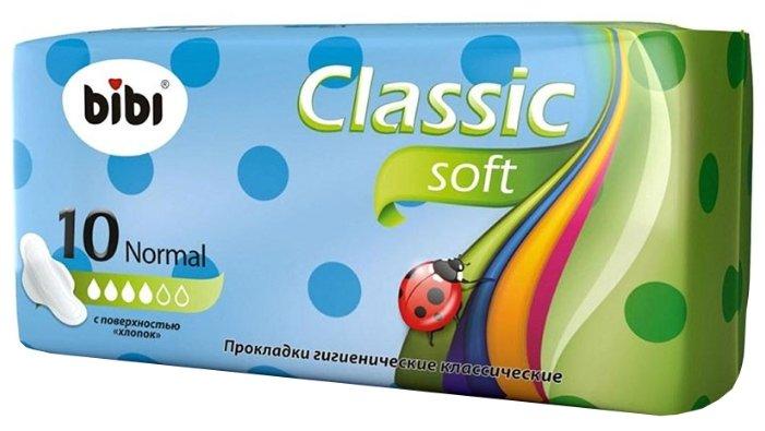 Bibi прокладки Classic Normal Soft