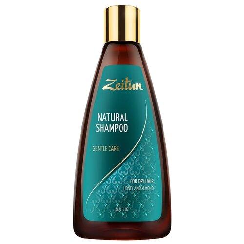 Zeitun шампунь Natural Gentle Care 250 мл шампунь jāsön kids only all natural shampoo extra gentle объем 517 мл
