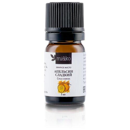 MI&KO эфирное масло Апельсин сладкий 5 мл