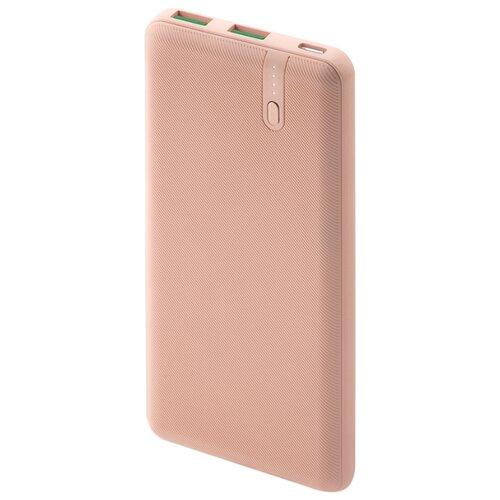 Аккумулятор INTERSTEP PB1018PD, розовый аккумулятор