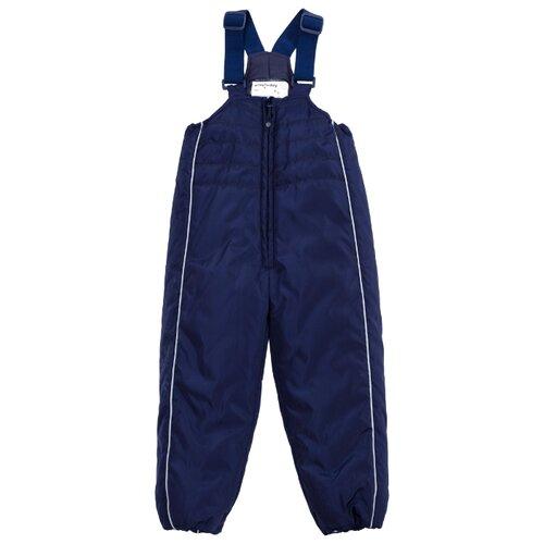 Купить Полукомбинезон playToday 387059 размер 98, темно-синий, Полукомбинезоны и брюки