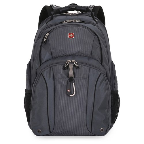 Рюкзак WENGER 3253424408 серый/серебристыйСумки и рюкзаки<br>
