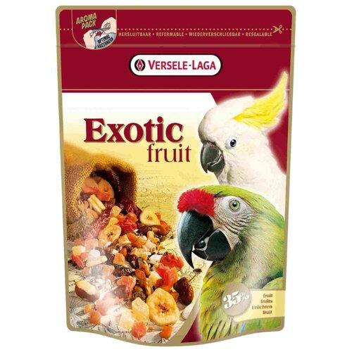 Лакомство для птиц Versele-Laga с фруктами Exotic Fruit 600 г