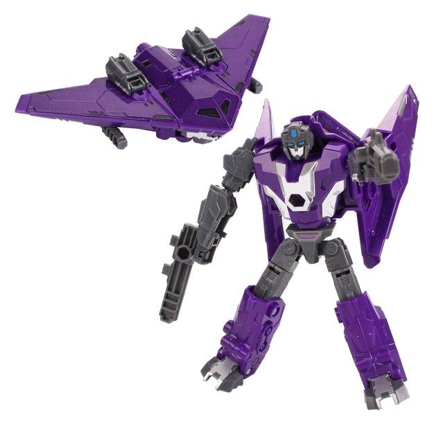 Трансформер Junfa toys Phantom A1001-01