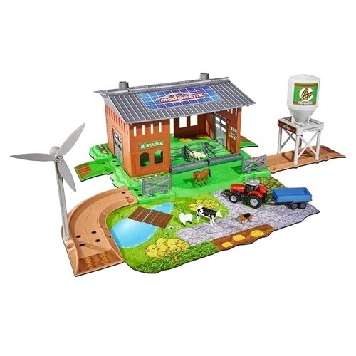 Купить Игровой набор Majorette Ферма 2050007, Игровые наборы и фигурки