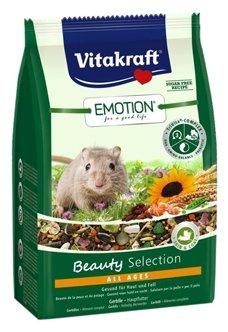 Корм для песчанок Vitakraft Emotion Beauty Selection