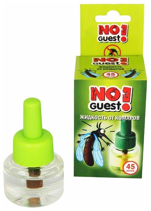 Жидкость для фумигатора NoGuest! от комаров