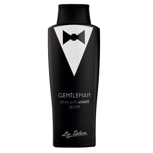 Фото - Гель для душа Liv Delano Gentleman Sport, 300 мл регенерирующая маска liv delano valeur для восстановления волос с поврежденной структурой 25г