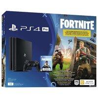 Игровая приставка Sony PlayStation 4 Pro 1Tb + Fortnite