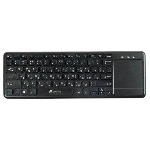 Клавиатура Oklick 830ST Black USBКлавиатуры<br>