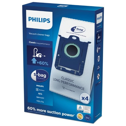 Philips FC8021/03 Мешки S-bag 4 шт.
