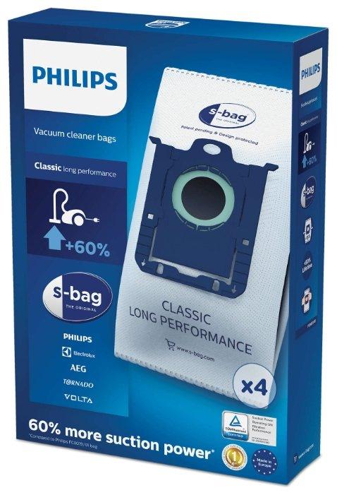 Philips FC8021/03 Мешки S bag