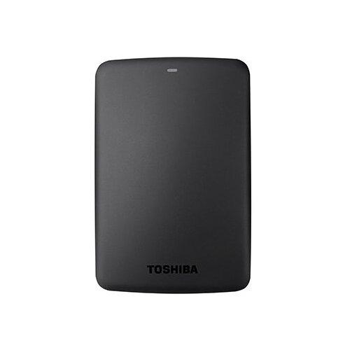 Внешний HDD Toshiba CANVIO BASICS 500 ГБ черный