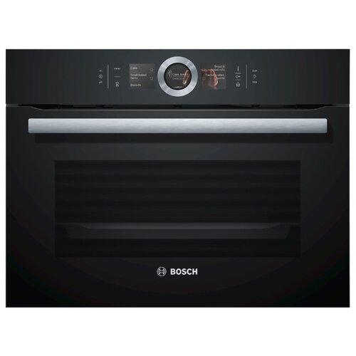 Фото - Электрический духовой шкаф Bosch CSG656RB7 встраиваемый электрический духовой шкаф bosch hbg 655 bs1