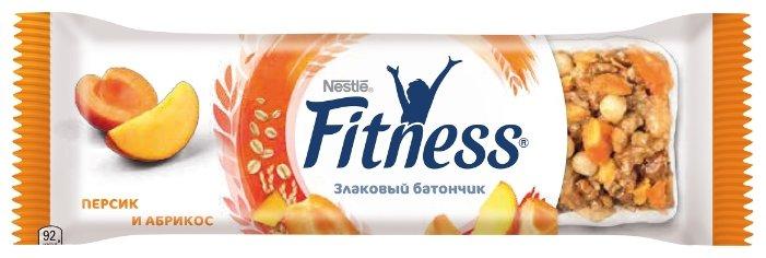 Злаковый батончик Nestle Fitness Персик и абрикос, 23.5 г