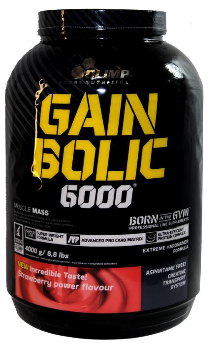 Гейнер Olimp Gain Bolic 6000 (4000 г)