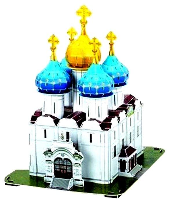 3D-пазл CubicFun Успенский собор Троице-Сергиева Лавра (MC190h), 123 дет.