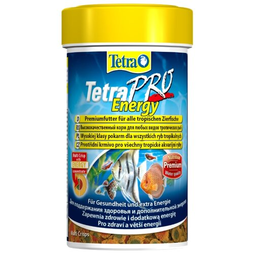 Сухой корм для рыб Tetra TetraPro Energy 100 мл сухой корм для рыб tetra goldfish energy 100 мл