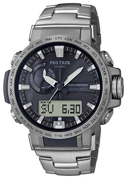 Наручные часы CASIO PRO TREK PRW-60T-7A