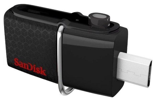 SanDisk Флешка SanDisk Ultra Dual USB Drive 3.0