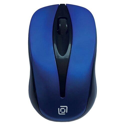 Купить Мышь Oklick 675MW Blue USB