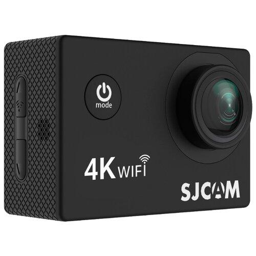 Фото - Экшн-камера SJCAM SJ4000 Air черный видеокамера экшн sjcam sj5000 белый