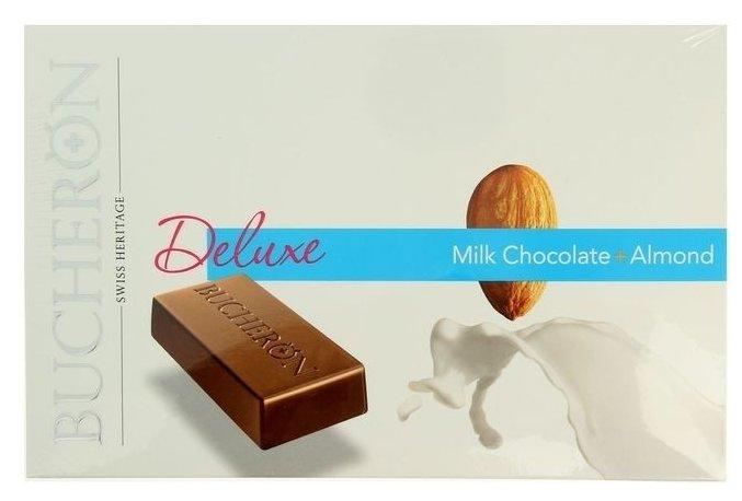 Набор конфет Bucheron Deluxe молочный шоколад с миндалем 95 г