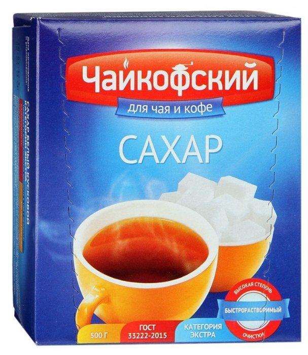 Сахар Чайкофский рафинад 0.5 кг