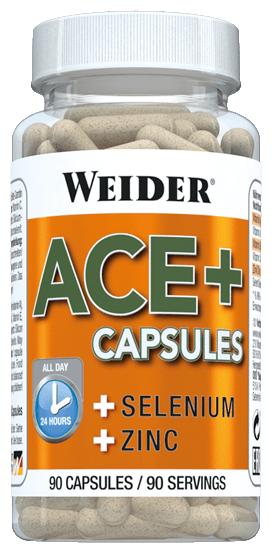 Минерально-витаминный комплекс Weider ACE + (90 капсул)