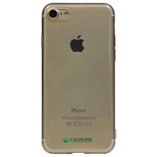 Чехол для iPhone 8 силикон прозрачныйИгрушки и сувениры<br>