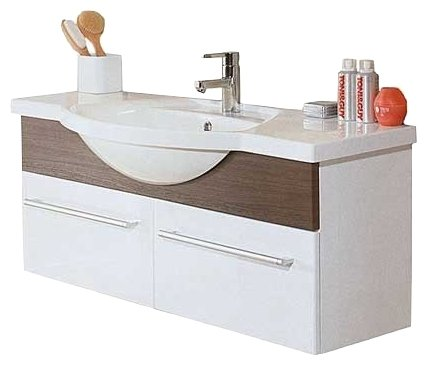 Тумба для ванной комнаты АКВАТОН Логика 95 (1A108101LOD60)