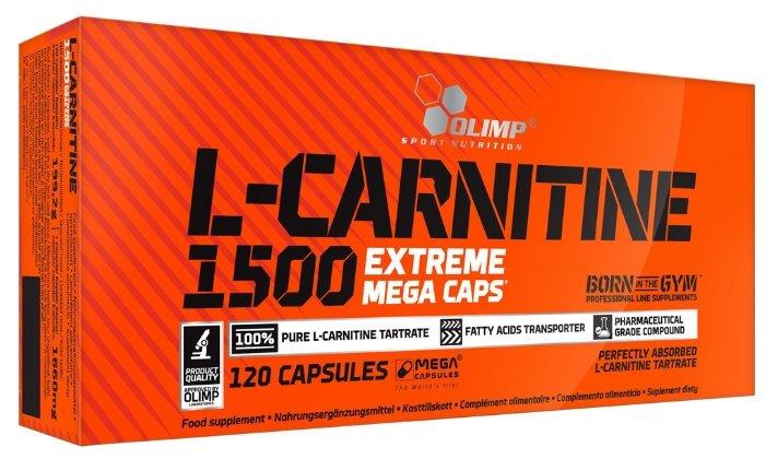 Olimp L-карнитин 1500 Extreme (120 шт.)
