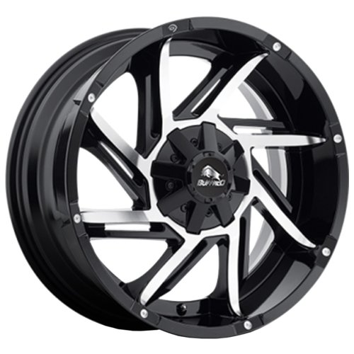 Колесный диск Buffalo BW-422 9x20/5x150 D110.1 ET35 Gloss Black Machined Face колесный диск buffalo bw 011 9x20 5x150 d110 1 et38 satin black machined