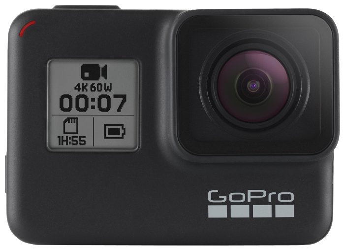 GoPro Экшн-камера GoPro HERO7 Black (CHDHX-701)