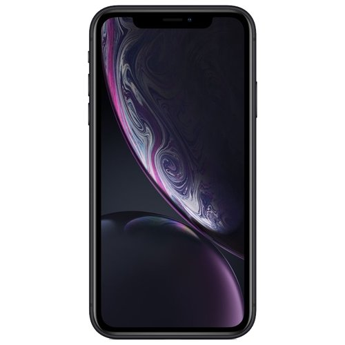 Смартфон Apple iPhone Xr 64GB черный (MRY42RU/A) смартфон apple iphone xr 64 гб черный mry42ru a