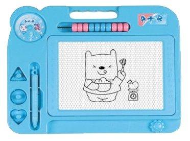 Доска для рисования детская Наша игрушка Мишка (63754)