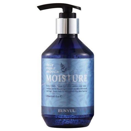 Eunyul Daily Moisture Ampoule Ампульная сыворотка увлажняющая для лица с гиалуроновой кислотой, 250 мл