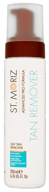 Мусс для удаления автозагара St.Moriz Advanced Pro Tan Remover