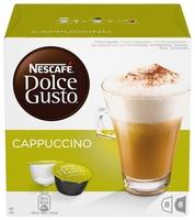 Кофе в капсулах Nescafe Dolce Gusto Cappuccino (16 шт.)