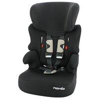 Автокресло группа 1/2/3 (9-36 кг) Nania Beline SP Eco (черный) - Автокресло