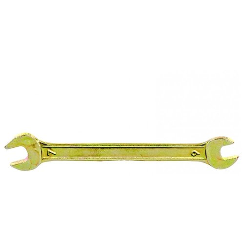 Сибртех Ключ рожковый, 6 х 7 мм